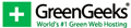 Best Green WordPress Hosting - GreenGeeks