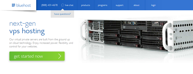 who owns bluehost