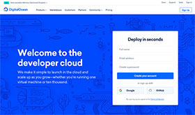 DigitalOcean Review