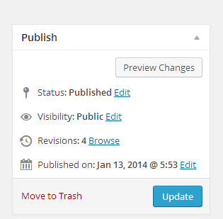 wordpress-revision