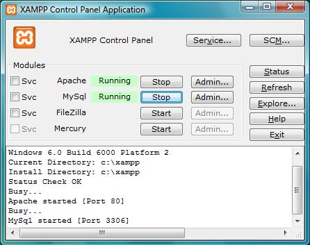 How to Install Drupal on Windows Using XAMPP