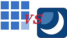 dreamhost vs bluehost feature image