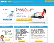 fastdomain coupon