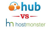 webhostinghub vs hostmonster