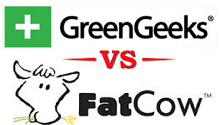 greengeeks vs fatcow