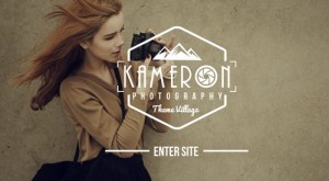 Kameron-Wordpress-Theme
