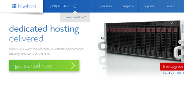 bluehost-dedicated-server