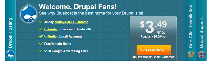 bluehost-drupal
