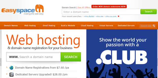 Resell hosting solutions with easynic. Becoming an Easynic reseller allows you to sell domain names, web hosting, email hosting, dedicated and virtual servers and more through one of the largest UK web hosting providers.