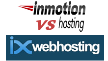 ixwebhosting vs inmotionhosting