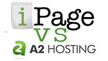 ipage vs a2hosting