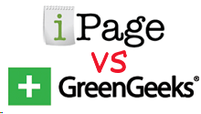 ipage vs greengeeks
