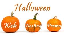 Halloween Web Hosting Promotions