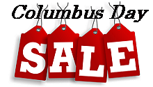 columbus day web hosting promotions