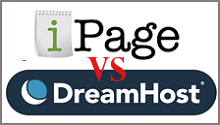 dreamhost vs ipage