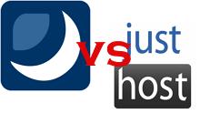 dreamhost vs justhost