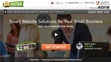 hostpapa home page