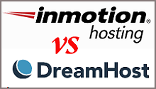 dreamhost vs inmotion