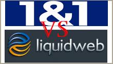 1and1 vs liquidweb