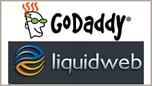 liquidweb vs godaddy on dedicated server