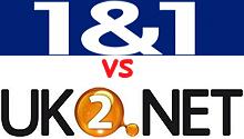 1and1 vs uk2net