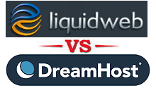 liquidWeb vs DreamHost
