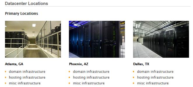 namecheap data centers