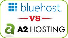 bluehost vs a2hosting