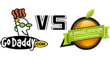 GoDaddy vs A Small Orange FI