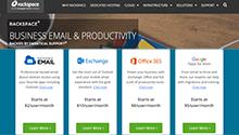 Rackspace Email Hosting Review