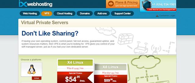 ixwebhosting-vps