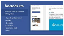 WordPress Facebook feed widget