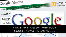 Google AdWords Status