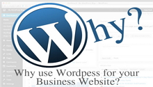 Reasons Why You Should Use Wordpress For Your Business Website