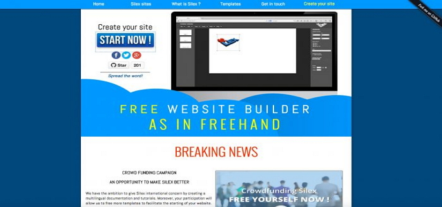 Top 10 best free website maker