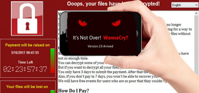 prevent WannaCry ransomware