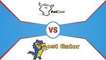 fatcow vs hostgator