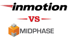 inmotionhosting vs midphase