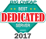 Best Dedicated Server Hosting 2017