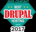 Best Drupal Hosting 2017