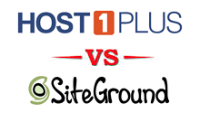 host1plus vs siteground