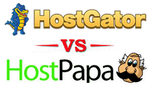 hostgator vs hostpapa