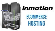inmotionhosting ecommoerce hosting