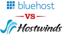 bluehost vs hostwinds