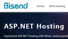 bisend asp hosting image