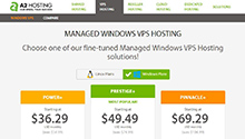 a2hosting windows vps feature image