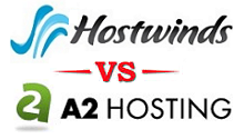 hostwinds vs a2hosting