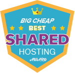 best shared web hosting 2018