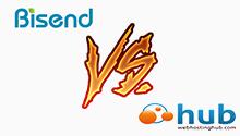 bisend vs webhostinghub