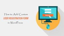 customregistrationform